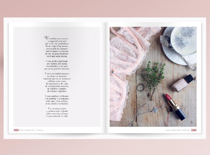 Magazine design by The Visual Corner