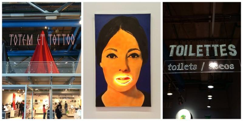 Expo Martial Raysse Pompidou Paris